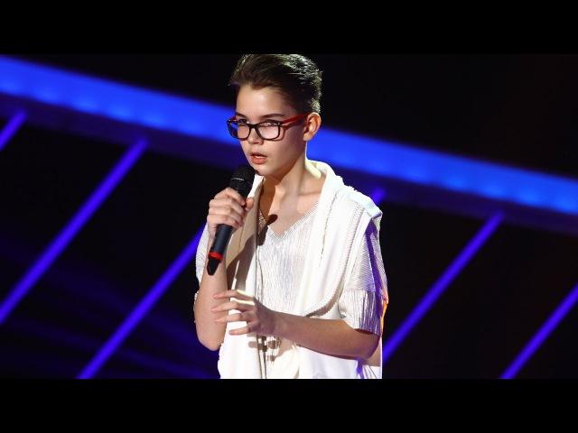Lara Fabian - Addagio. Vezi interpretarea lui Horia Necşu la Next Star