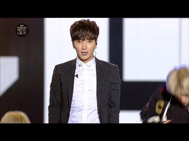 [Korean Music Wave] Lee Teuk, BTS, GFRIEND, TWICE, 이특, 방탄소년단, 여자친구, 트와이스 - Sorry Sorry 20161009