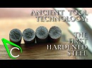 Antikythera Fragment 4 - Ancient Tool Technology - The First Hardened Steel