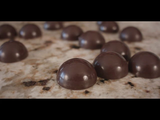 Кондитерские курсы онлайн - Шоколадный декор - Екатерина Климчева