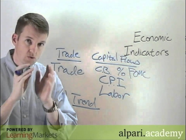 Lesson 4 Economic indicators and their affect on Forex prices