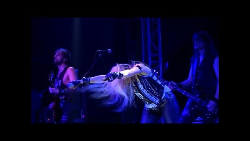 Doro Live @ Volta Moscow 02 04 2017 Full Show