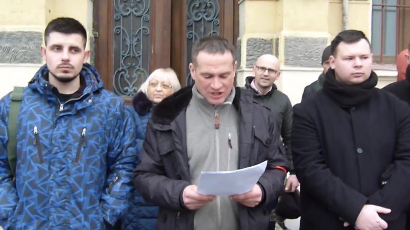 Договір про прийняття твердих побутових відходів зі Львова РОЗІРВАНО