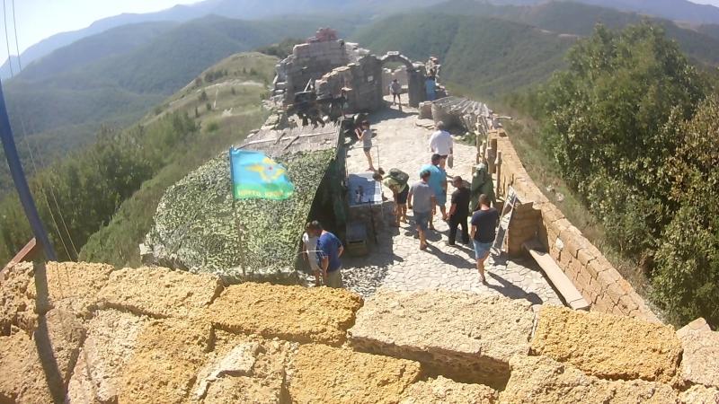 Средний Кавказский Хребет
