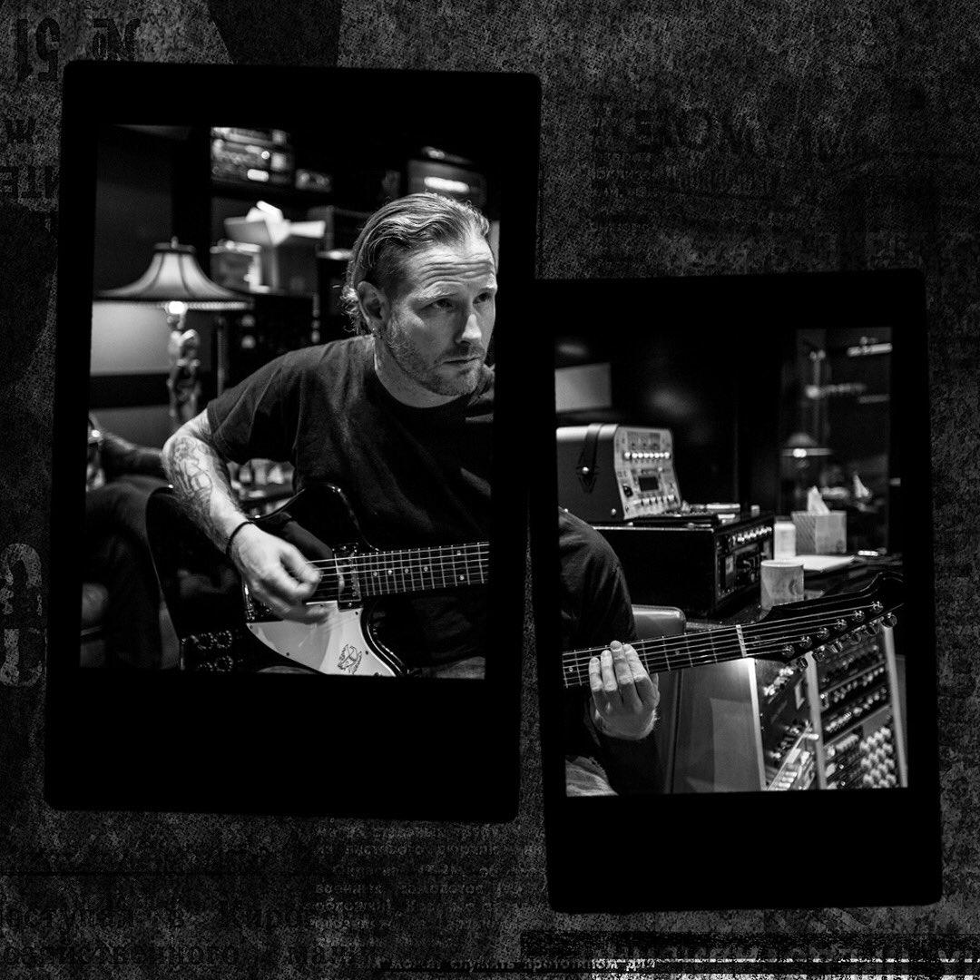 Вышел тизер альбома Stone Sour – Hydrograd