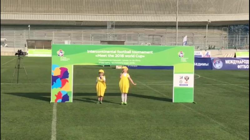 Межконтинентальный турнир по футболу