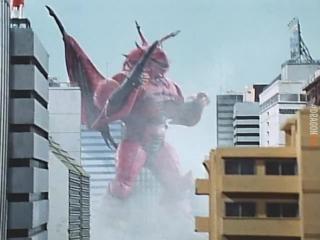 [dragonfox] Chojin Sentai Jetman - 23 (RUSUB)
