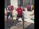 Eıshıro Murakamı - 300 kg x 3 reps
