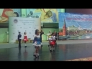 Beginner Heavy Jig Russian National Chempionships and Feis
