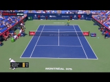 Rogers Cup. Нишикори - Монфис. 116