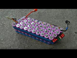 Карманный сварочный инвертор на аккумуляторах (самоделка).