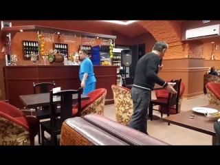 Санкт-Петербург, грузинское кафе ))