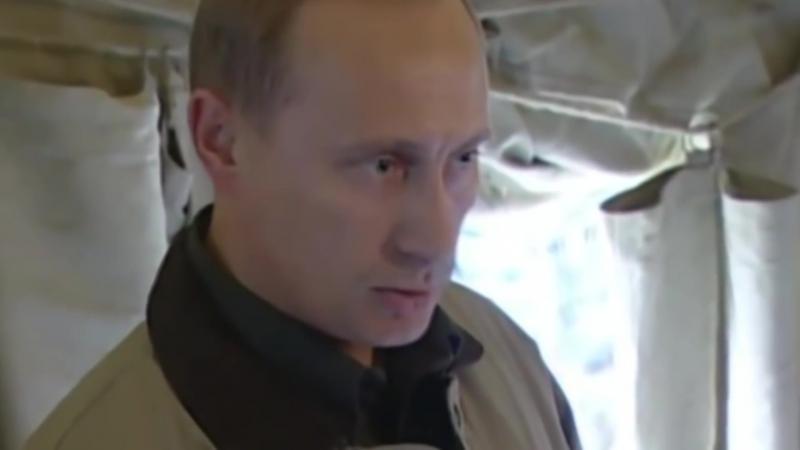 Путин обращение к TRP