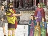 Святые мученицы ВЕРА, НАДЕЖДА, ЛЮБОВЬ и их мать СОФИЯ (Мульткалендарь)