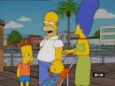 Симпсоны в прямом эфире!  + Стикеры почти даром