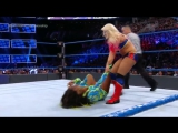 WWE.Elimination.Chamber.2017. SmackDown Womens Champion Alexa Bliss vs. Naomi