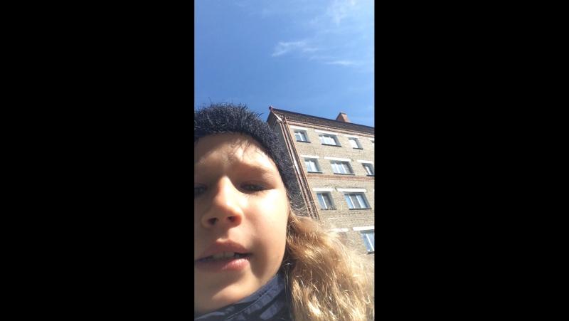 Ксюша Зинченко — Live