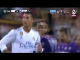 Гол Криштиану Роналду Реал Мадрид 2-1 Фиорентина | 23.08.17
