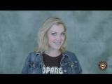 Видеонарезка с Элайзой Тейлор (Кларк) на конвенции Polaris CON 2017