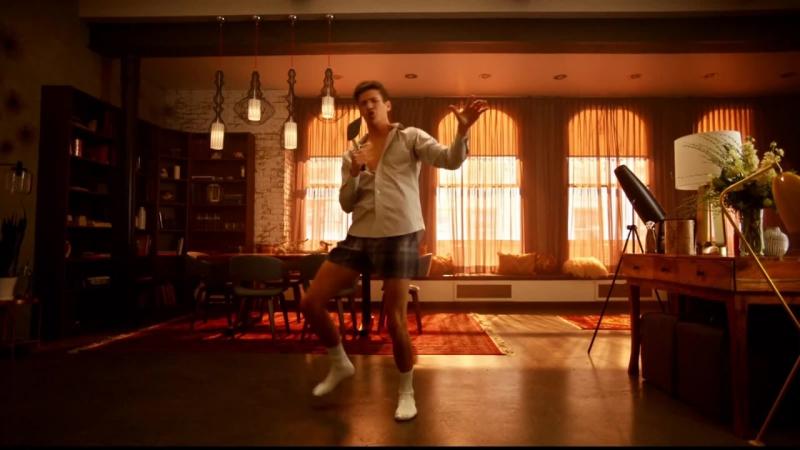 Grunt Gustin Dance Scene [Bazinga] The Flash CW