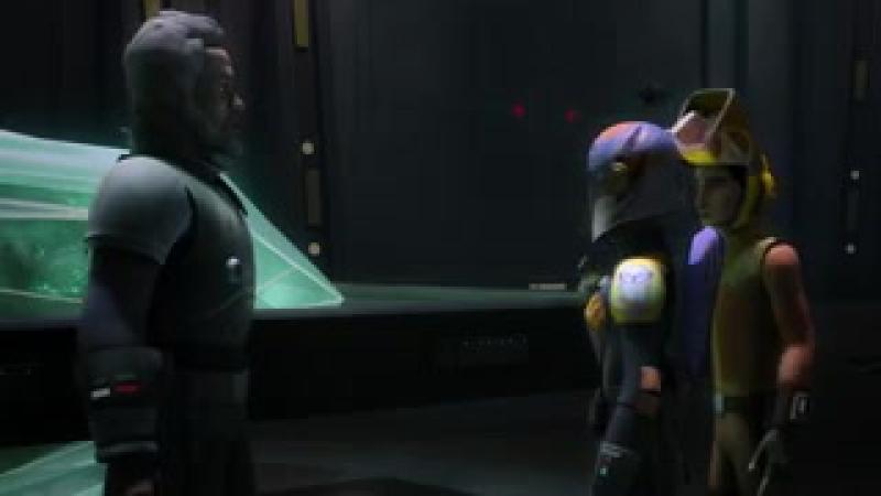 4 серия 4 сезона Во Имя Восстания 2 часть Звёздные войны: повстанцы