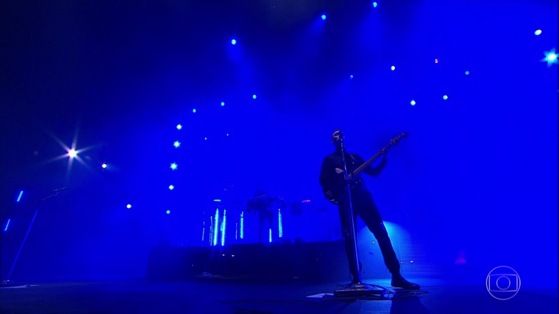 The XX - On Hold VCR @ Lollapalooza Brazil ,march 05,2017