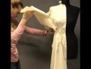 Платье 0410 метод наколки