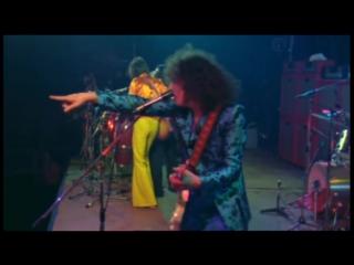 T. Rex - Hot Love (Live 1972 rare) HD