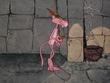 Розовая Пантера - Пантера встречает графа Дракулу в Трансильвании