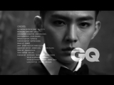 炎亞綸 Aaron Yan for GQ Taiwan 2017