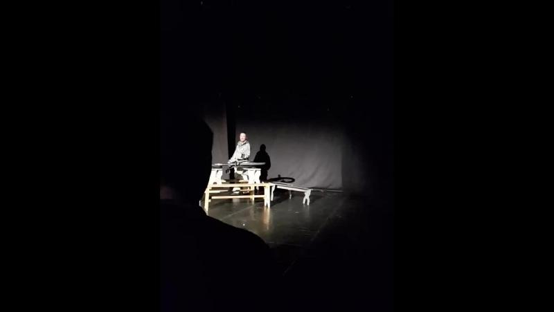 Ночь Искусств. Театр Про. Вне Времени