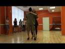 Rudolfo Batista and Anna Erunova advanced dance