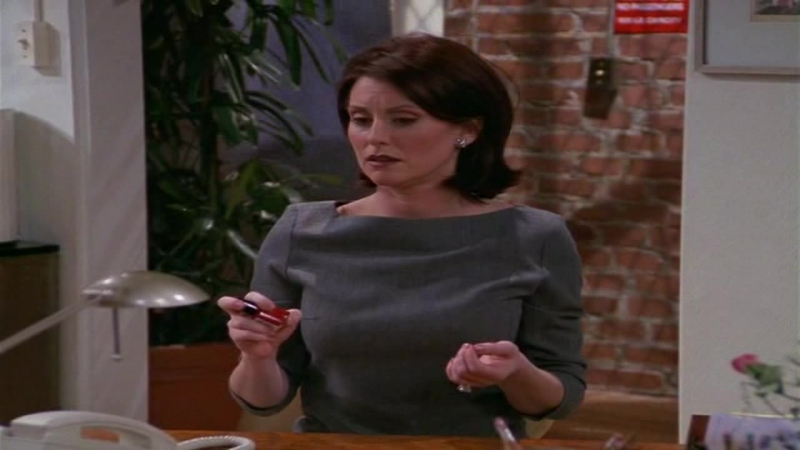 Will and Grace T01E13 - The Unsinkable Mommy Adler