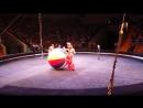 Ваня и Катя на арене Цирка
