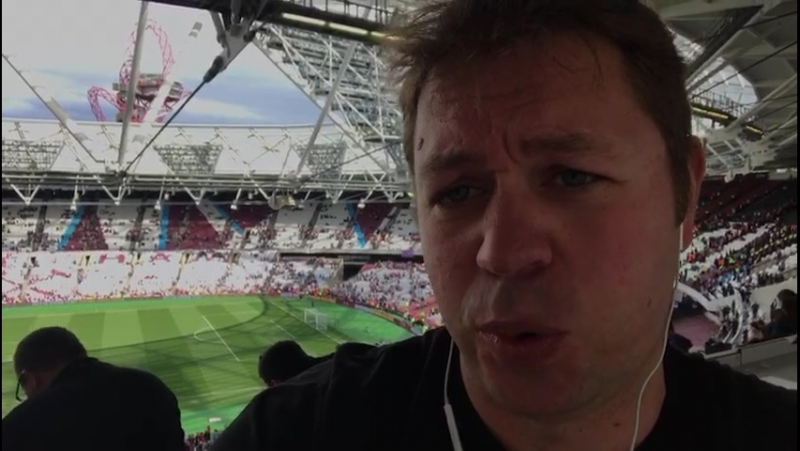 Александр Горюнов - о матче