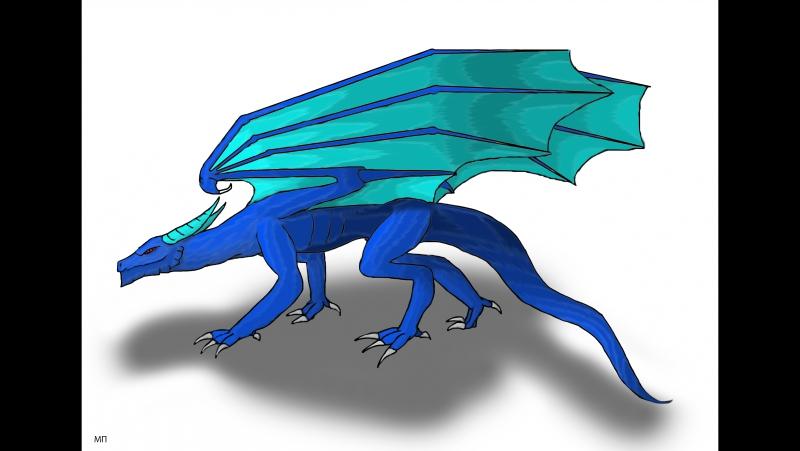 Аркас - мир драконов. Краткий обзор.