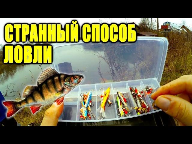 БАЛАНСИР СПИННИНГ - это конечно дурь, но РАБОТАЕТ! (Эпизоды с рыбалки)