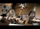 Как делают коленвал на ЧПУ комплексе