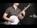 Банджо ARIA SB 10 Cool banjo playing