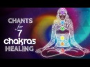 Chants for Healing All 7 Chakras Seed Mantra Meditation Music