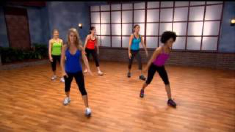 Shape Up Shed 01 Low Impact Cardio