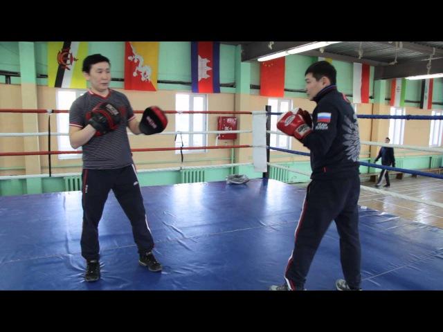 Базовая техника ударов в боксе