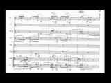 Giacinto Scelsi - Kya I-III (w score) (for clarinet and 7 instruments)