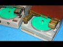 Рекордеры фонографы SoundScriber 200 200B и модель 1945 г Recorders phonographs