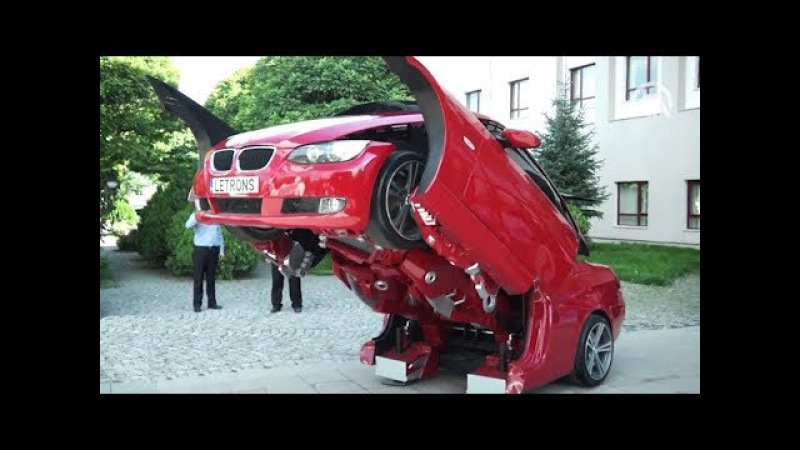7 Real Transforming Vehicles You Didnt Know Existed