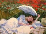 G.Ventura L'ultima Neve Di Primavera Micali - Vladimir Volegov Painting