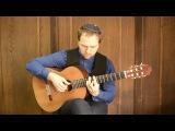 Хатиква - Государственный гимн Израиля на классической гитаре