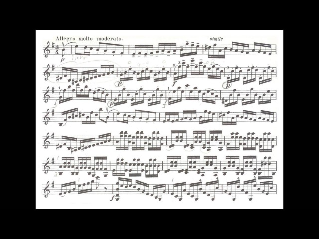 Kreisler, Fritz Prelude and allegro In the style of Pugnani for violin and piano