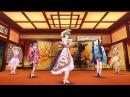 「デレステ」命燃やして恋せよ乙女 Game ver. 依田芳乃、小早川紗枝、高垣楓