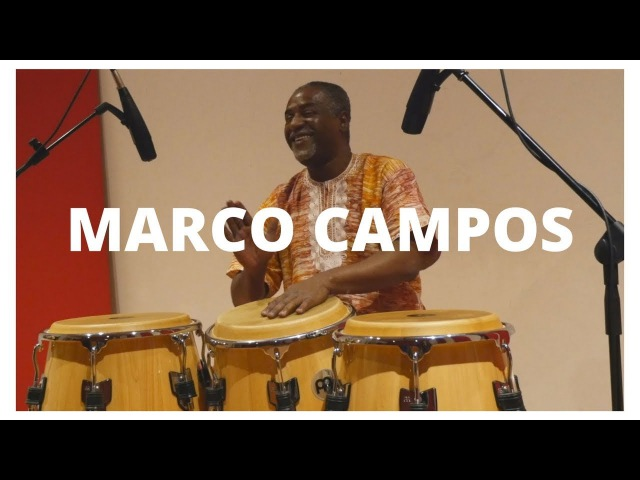 MEINL Percussion - Marco Campos - Congas Solo